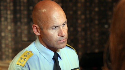 Oeystein Maeland was criticised for failing to face up to police shortcomings after the attack