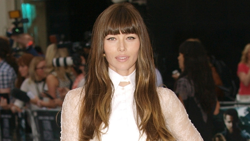 Jessica Biel loves married life