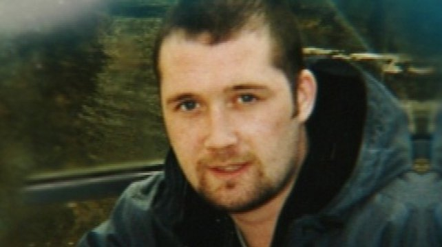 Shane Geoghegan was shot dead near his home in Limerick in November 2008