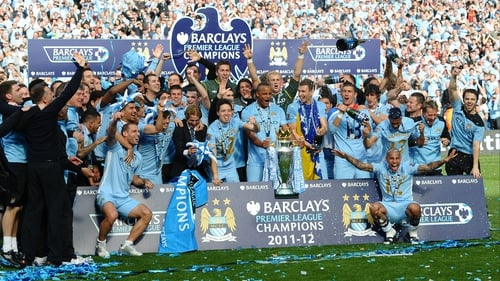 Manchester City begin the defence of their Premier League title this weekend