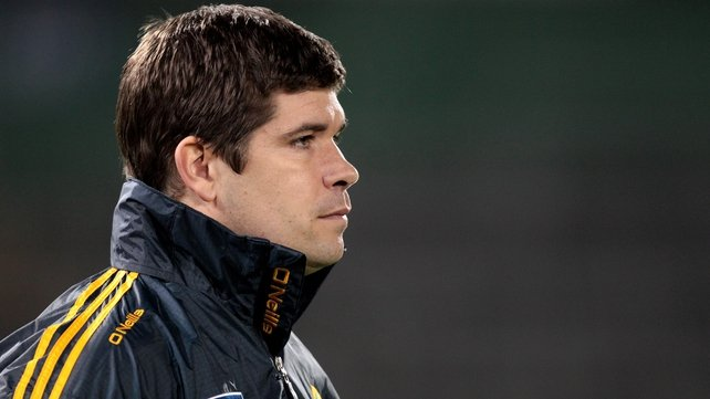 Kerry opt for youth in going with Fitzmaurice