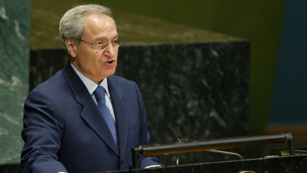 Farouq al-Shara was appointed vice president six years ago