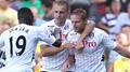 Fulham hammer Norwich in season opener