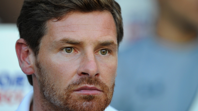 Andre Villas-Boas: 'In the end it's about taking your opportunities'