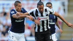 Jonas Guiterrez was signed by Chris Hughton at Newcastle