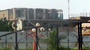 The attack was on an intelligence service headquarters in Aden