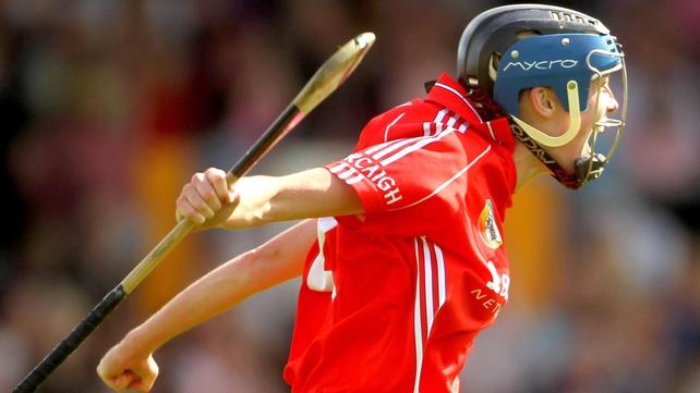 Cork's Jenny Duffy celebrates victory