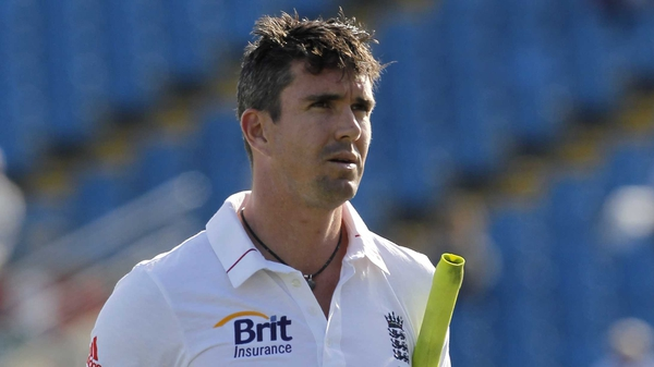 Kevin Pietersen's England career is under threat
