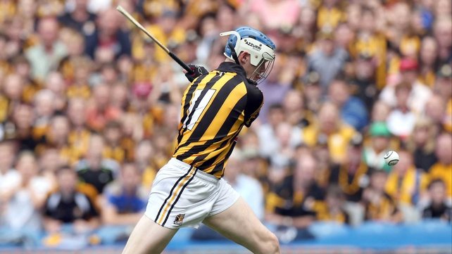 TJ Reid helped Kilkenny into another SHC final