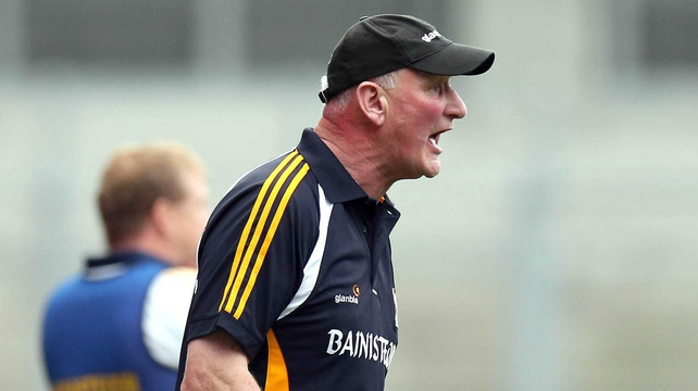 Brian Cody leads his team into an unprecedented seventh All-Ireland final in a row