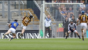 Aidan Fogarty rattled a goal past Tipperary goalkeeper Brendan Cummins