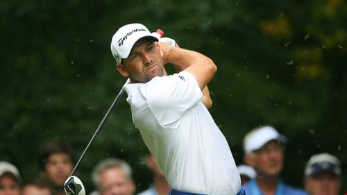 Sergio Garcia has claimed his place in the European Ryder Cup team
