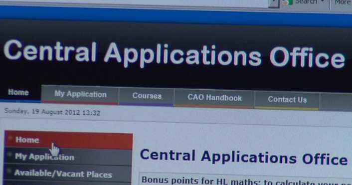 CAO applications suggest growing confidence in economy