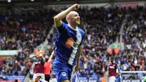 Conor Sammon has been on Nigel Clough's radar for some time and the Derby County manager has finally got his man