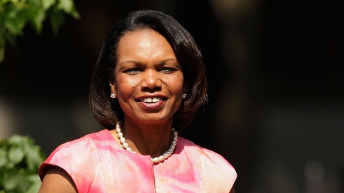 "Condoleezza Rice is ""honoured"" to be a member of Augusta National Golf Club"