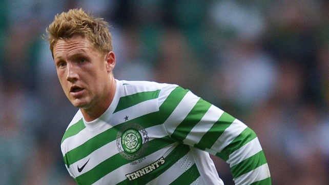 Kris Commons gave