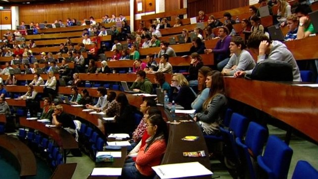 The Department of Education spent €336m last year on third-level student grants