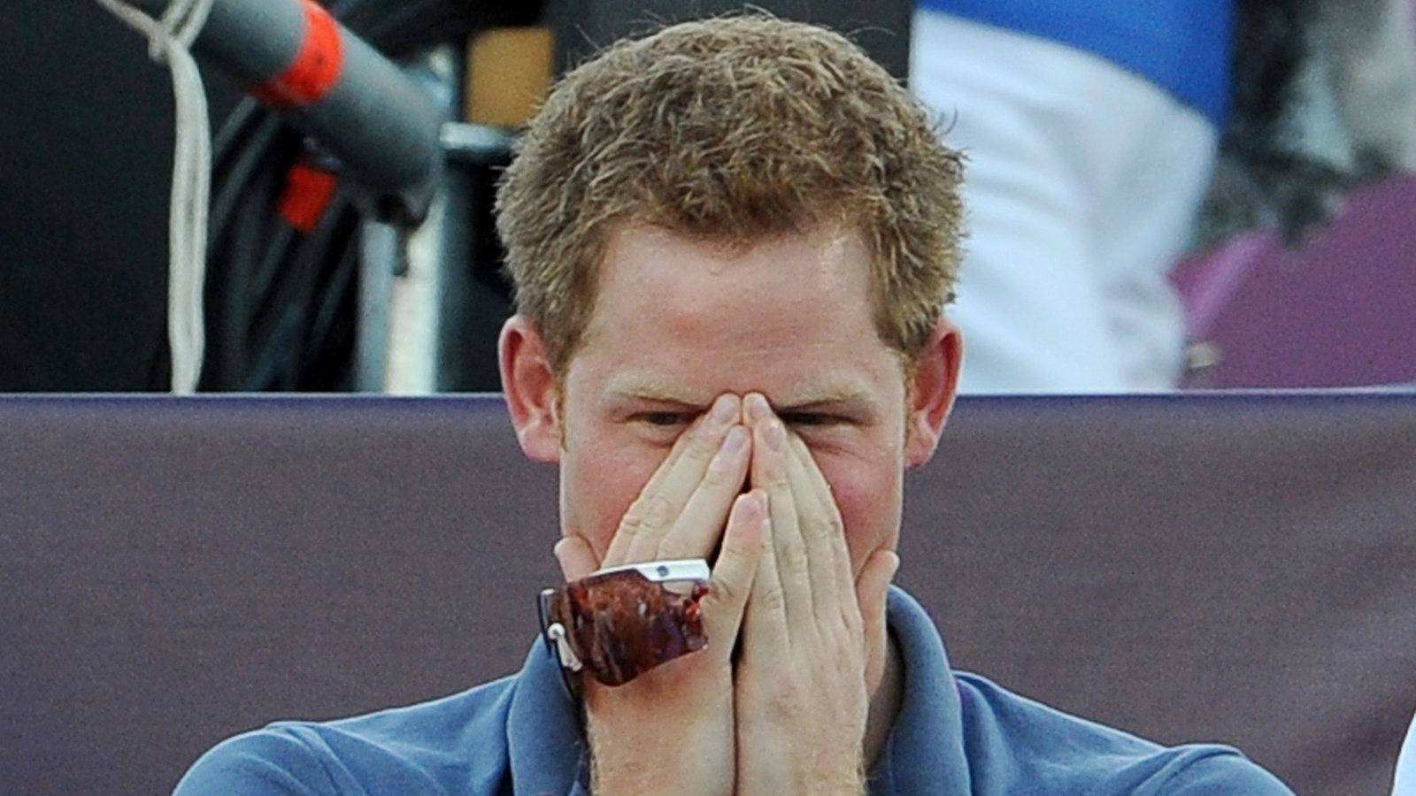 Prince Harry naked in Vegas pictures published online and