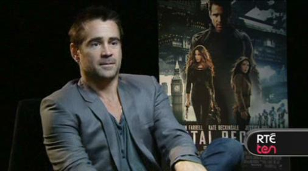 Colin Farrell: admits his life was 'a lie' while drinking