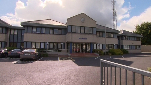 One man is being questioned at Naas Garda Station
