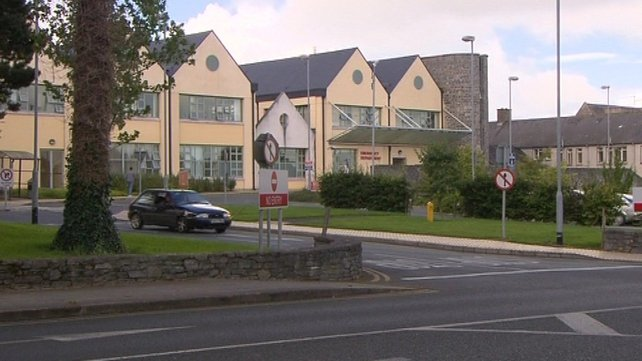The man was pronounced dead at Naas General hospital