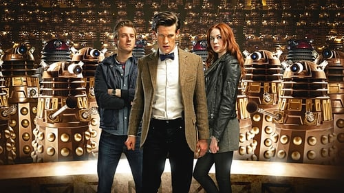 The series opens with Asylum of the Daleks