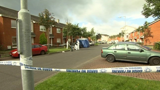 Gerard Burnett was attacked at his partner's home in Mulhuddart in August 2012