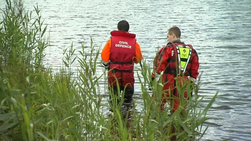 Search of the Avoca River led to the discovery of a body
