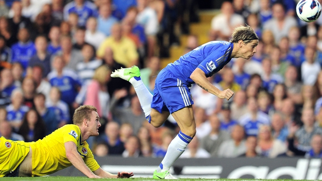 Fernando Torres was unable to make an impact against QPR
