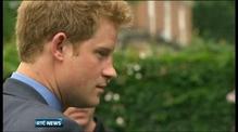 British prince caught cavorting in Las Vegas