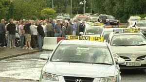 The DAA said the reduction in taxi spaces was for commercial reasons