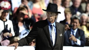 Chemotherapy takes its toll - Henry Cecil cut a shockingly gaunt figure at the Ebor meeting in York last season