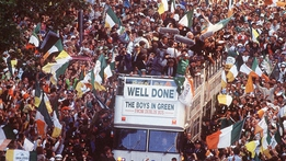 The impact of Italia '90 | Ireland's Greatest Sporting Moment