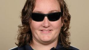 Nadine Lattimore: discus and shot put