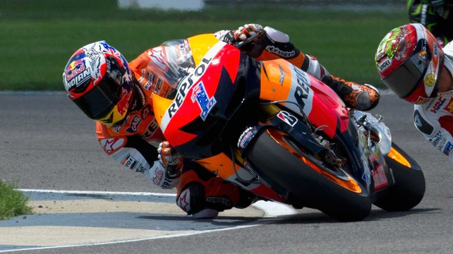 Casey Stoner: 'It's disappointing news but it's finished our championship'
