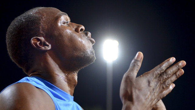 Usain Bolt was - once more - untouchable in the 200m