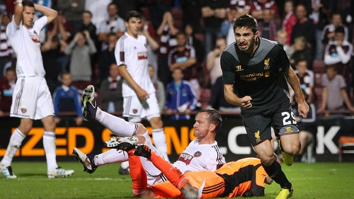 An Andy Webster own goal gave Liverpool a valuable away win