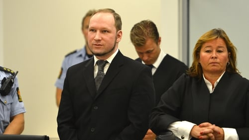 Anders Behring Breivik will be jailed for at least 21 years