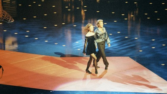 Eurovision Song Contest and Riverdance