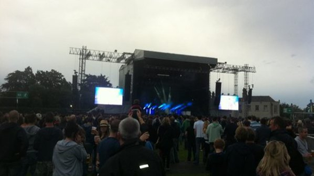 Noel Gallagher and Kasabian were the headline acts at yesterday's concert in Marlay Park