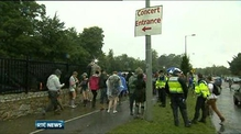 Massive security operation for David Guetta concert at Marlay Park