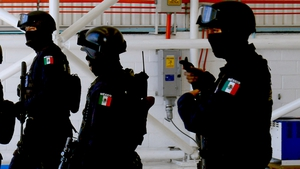 Mexico has suffered from a wave of drug-related violence, with about 1,000 people a month dying in gang-related killings
