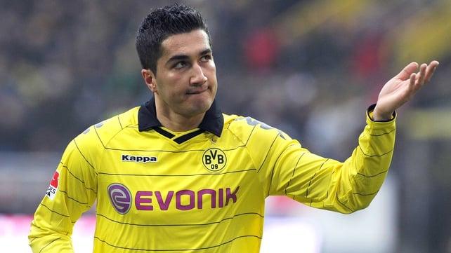 Nuri Sahin will be back in a Borussia Dortmund jersey