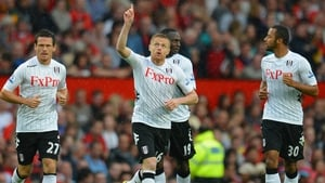 Damien Duff has made a bright start to the Premier League season with Fulham
