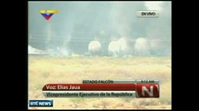 24 people killed in Venezuela explosion