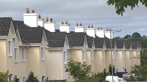 There are 110,000 mortgages in arrears in Ireland