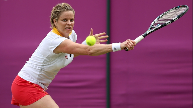 Kim Clijsters is excited ahead of her final US Open