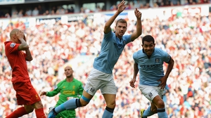 Contrasting fortunes for Skrtel and Tevez at the end of the game