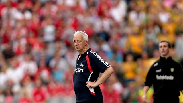 Conor Counihan's Cork were beaten in the semi-finals of this year's Championship by Jim McGuinness' Donegal