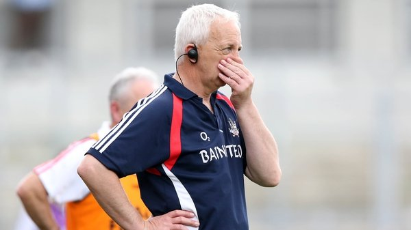 Cork boss admits Donegal took control in second haldf